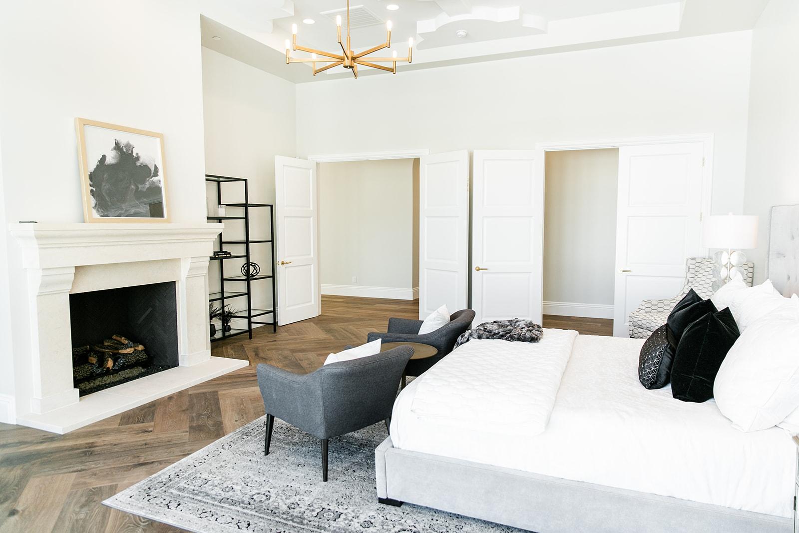 Bret Hills Master Bedroom