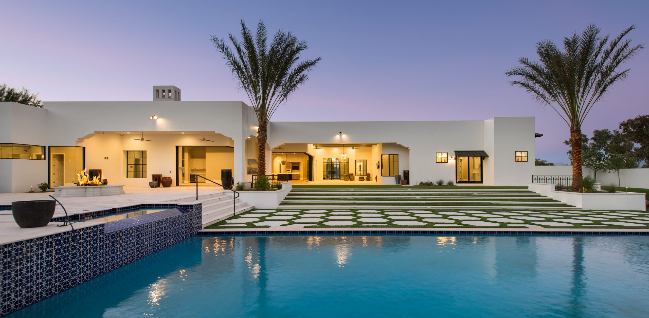 Butler Estate Backyard