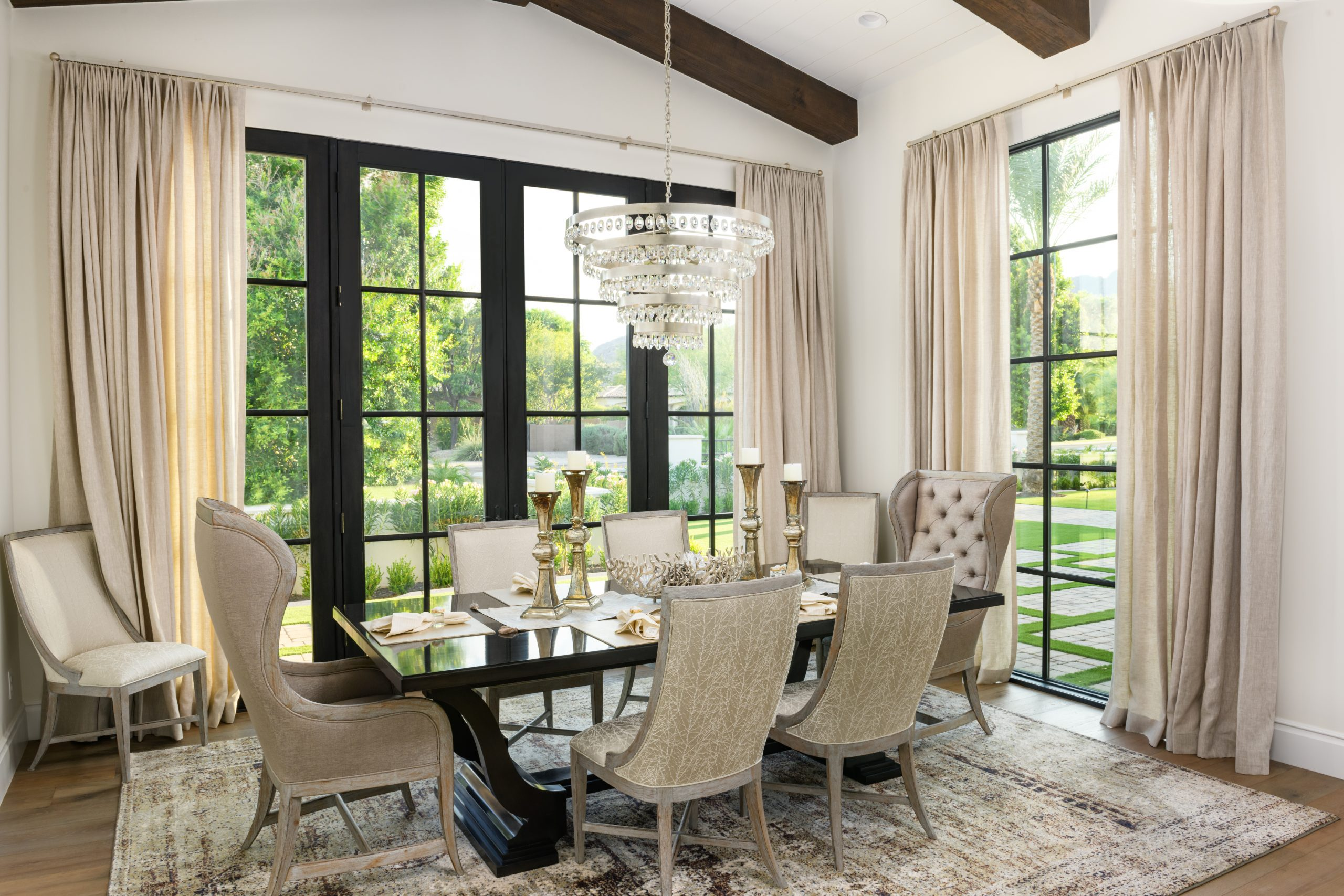 Orchid Lane Estate Dining Room