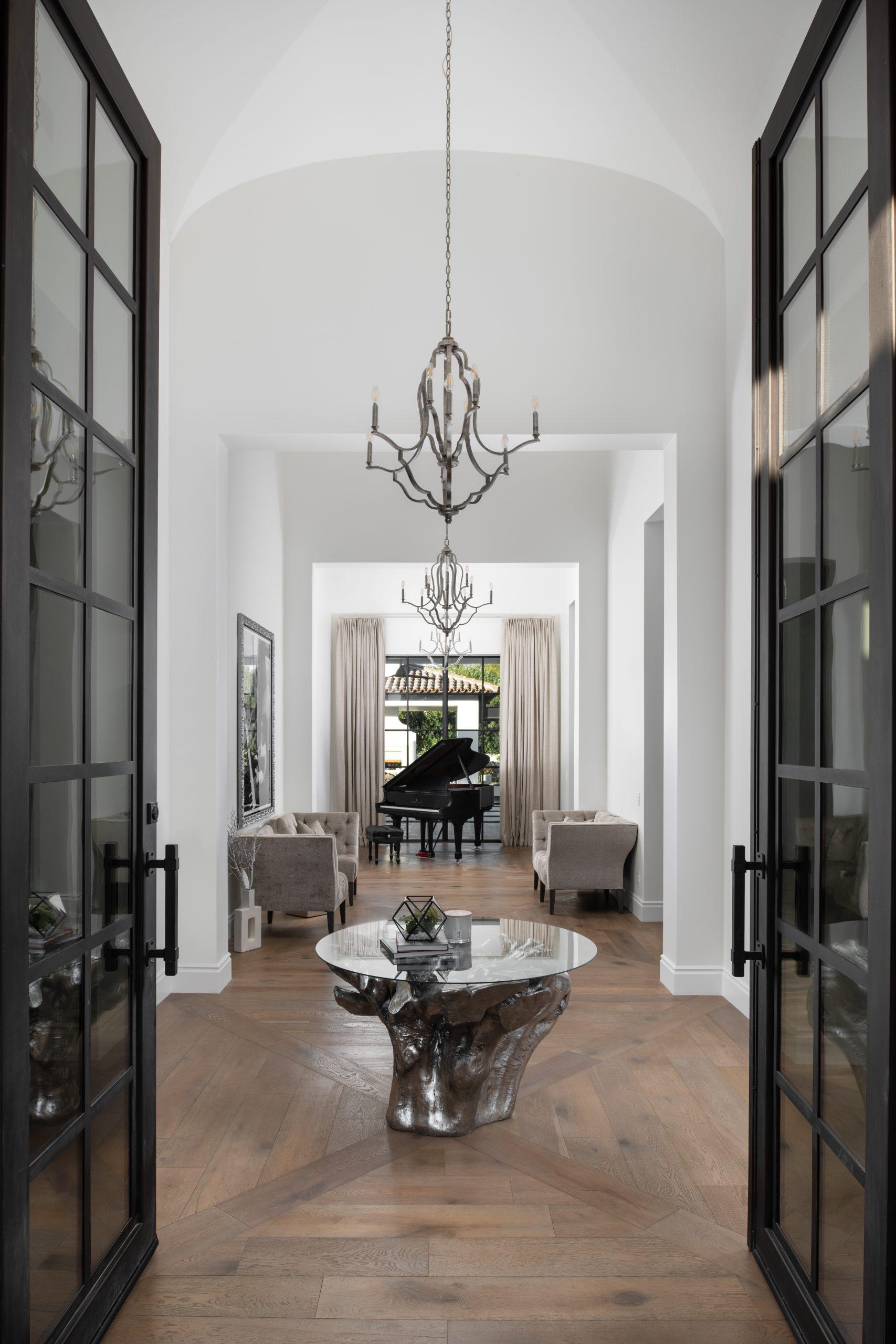Orchid Lane Estate Foyer