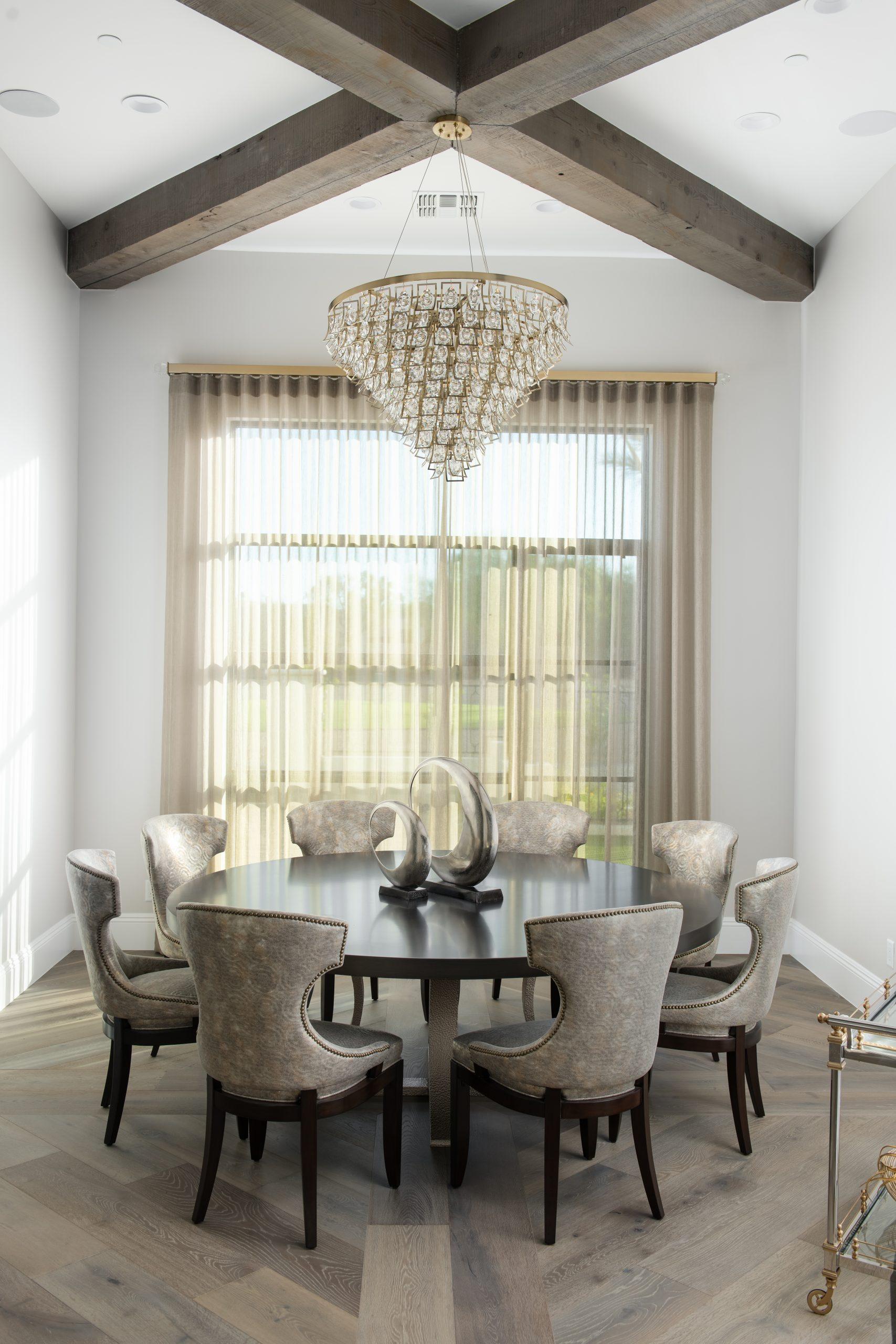 Sapphire Estate Dining Room